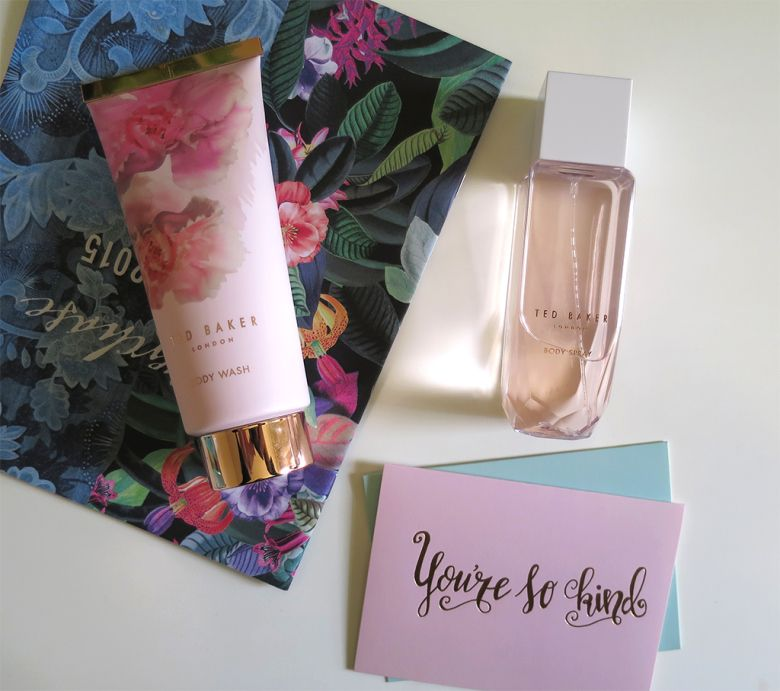 01ebfbe8c Ted Baker - Sugar Sweet Collection - Let s talk beauty