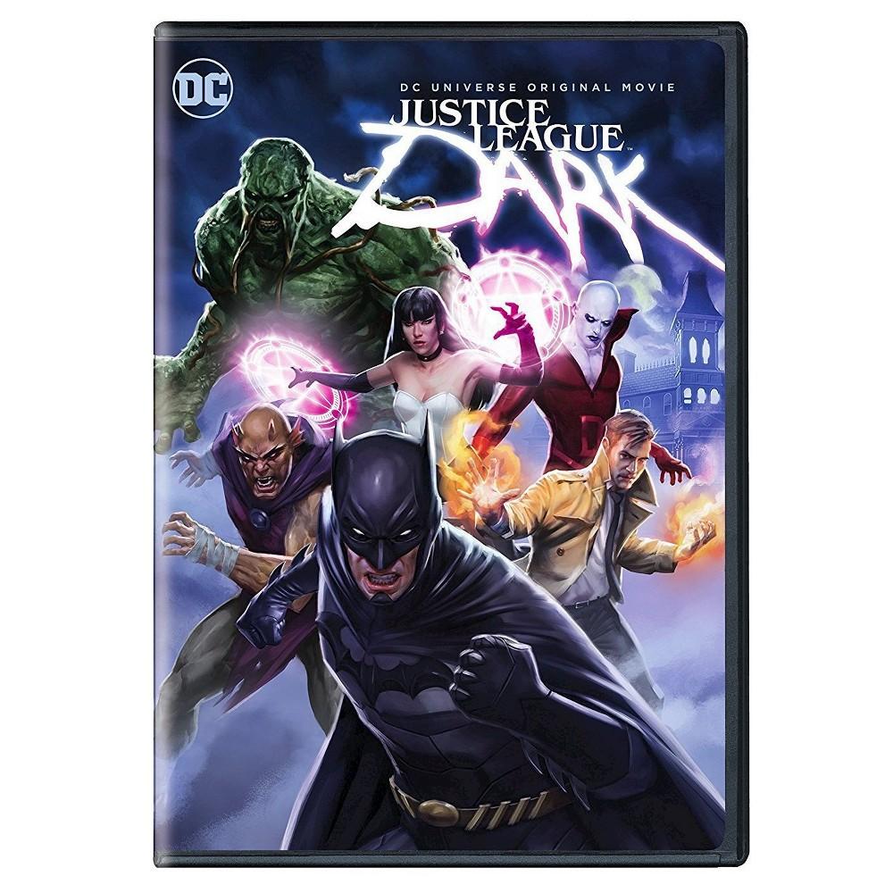 Justice League Dark Dvd Justice League Dark Movie Watch Justice League Justice League Dark