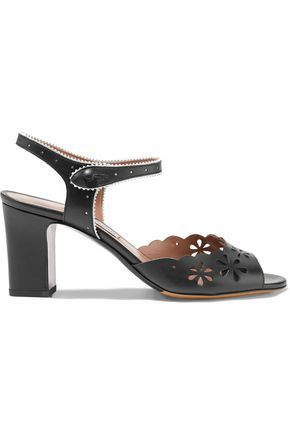 Tabitha Simmons Laser Cut Leather Sandals cheap sale sast with paypal low price VcQZO