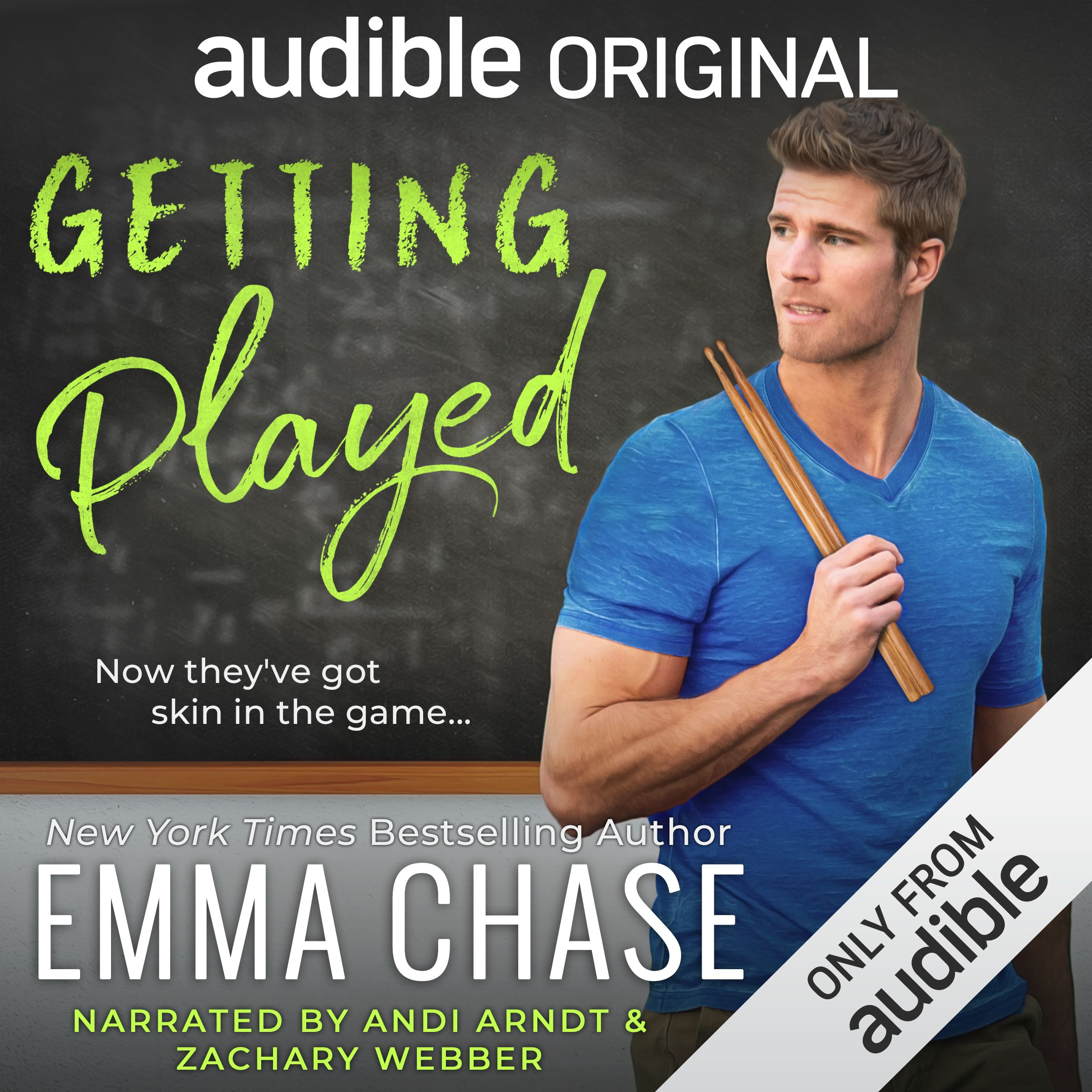 I Love Romance: NEW TO AUDIO (AUDIBLE EXCLUSIVE): GETTING