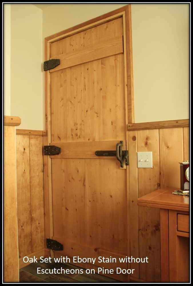 Wooden Door Hinges and Latch | Hinges and Latches | Pinterest ...