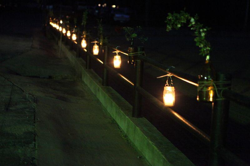 9 fence lighting ideas fence lighting
