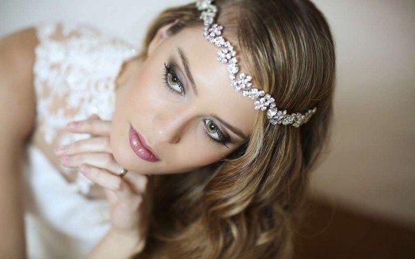 Красивый свадебный макияж невесты 2019-2020 года: фото ...