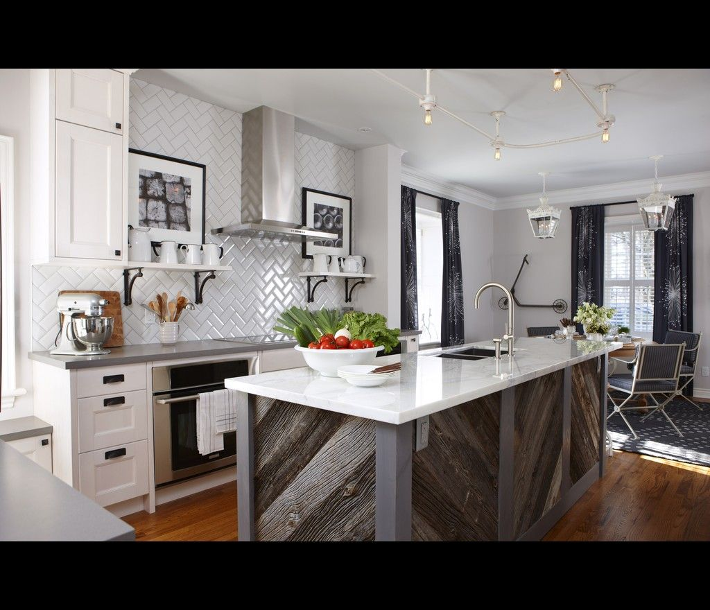 Canada Kitchen inspirations, Sarah richardson kitchen