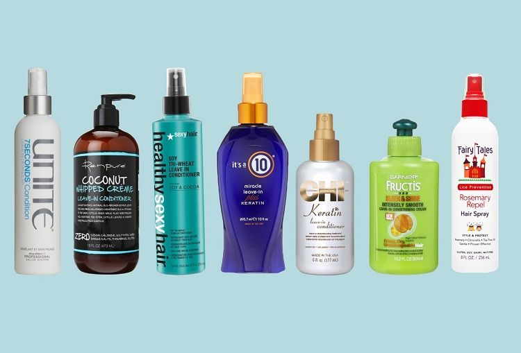 7 Best Leave In Conditioners For Each Hair Type Best Hair Conditioner Good Shampoo And Conditioner Leave In Conditioner