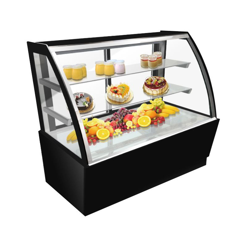 Lecon Cake Cabinet Display Cabinet Cake Showcase Fruit Freezer