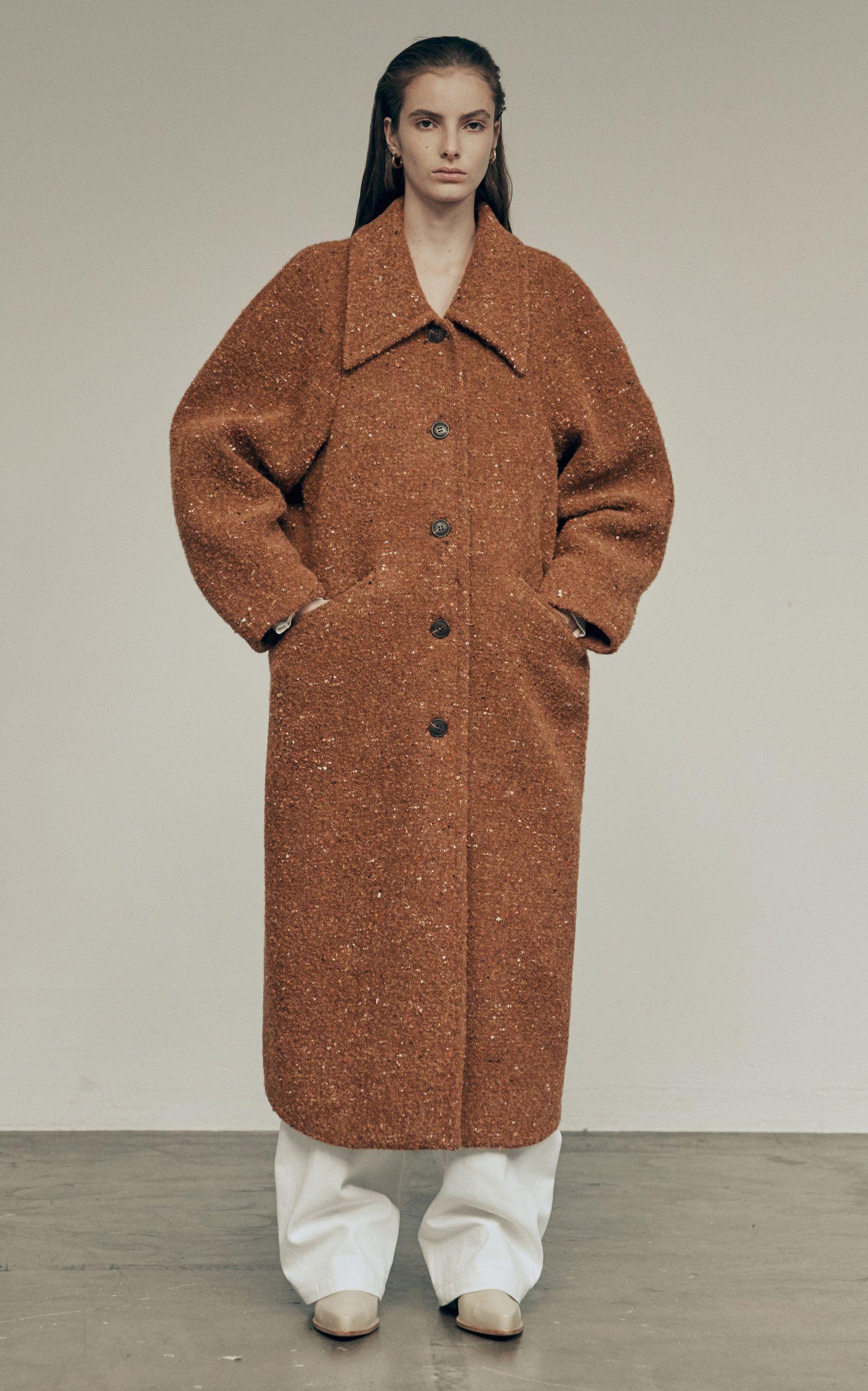 Low Classic Oversized Wool Blend Coat Classic Coats Fashion Coat [ 2560 x 1598 Pixel ]