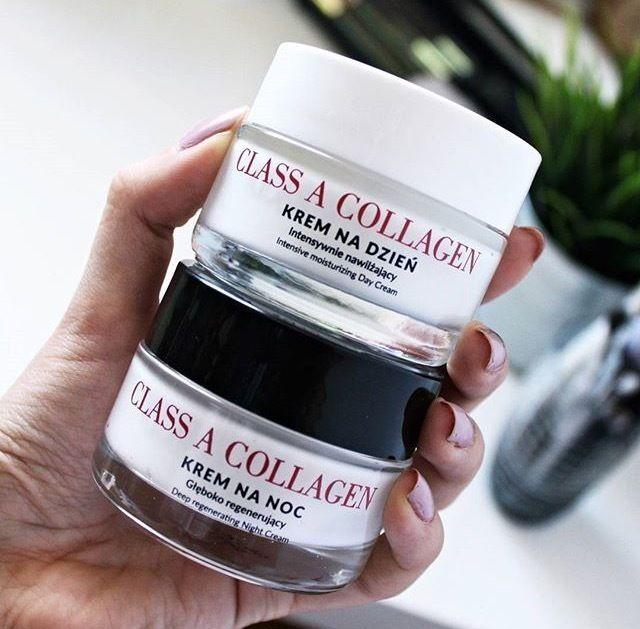 @nataly.maj i kremy kolagenowe Class A Collagen.