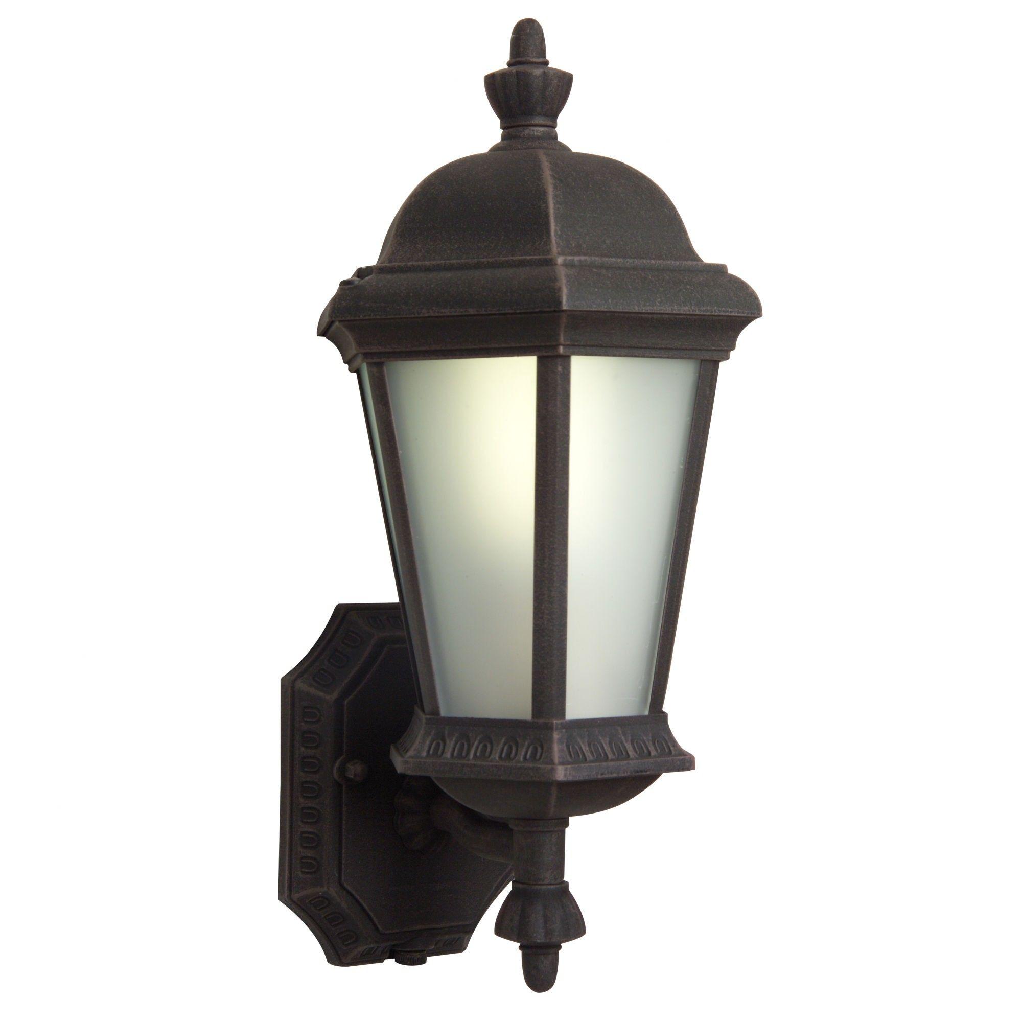 Contemporary Outdoor Light Fixture