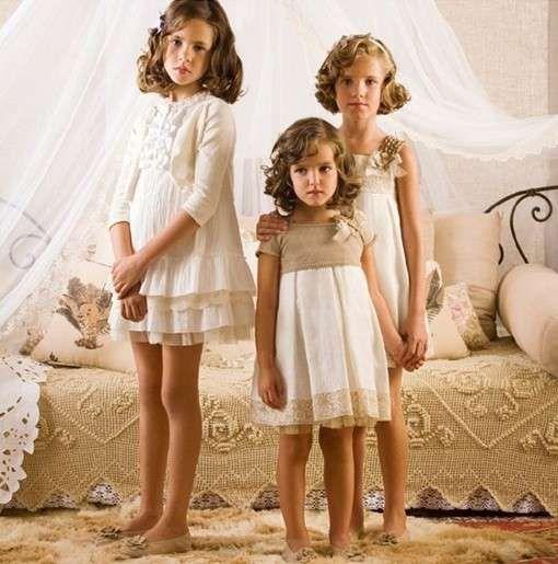 Trajes para los niños de arras: Fotos de diseños - Vestidos para las ...