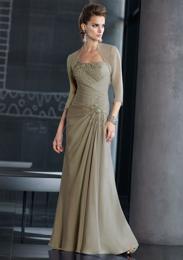 Beautiful Mother Of The Groom Dress