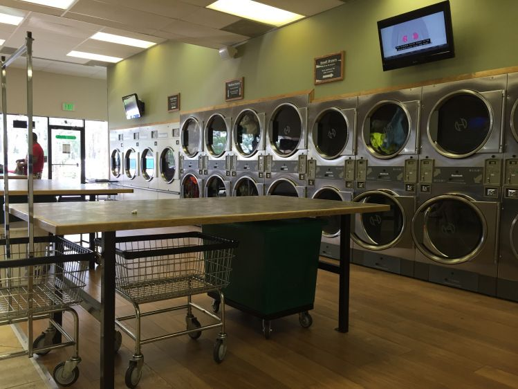 Laundromat fail/ advice for first time rv'ers ...