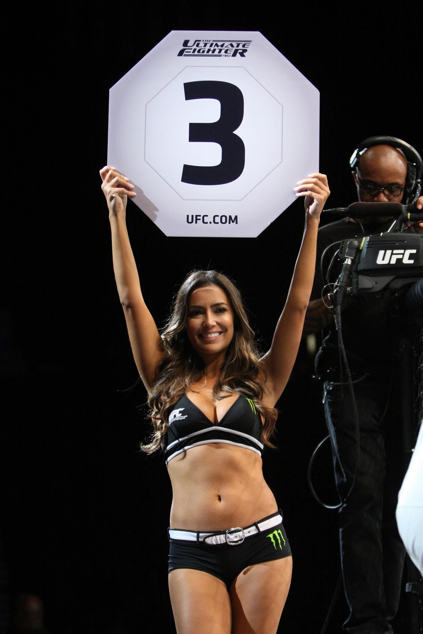 Photo My Gallery Octagon Girls Ufc Octagon Girls Ufc Photo