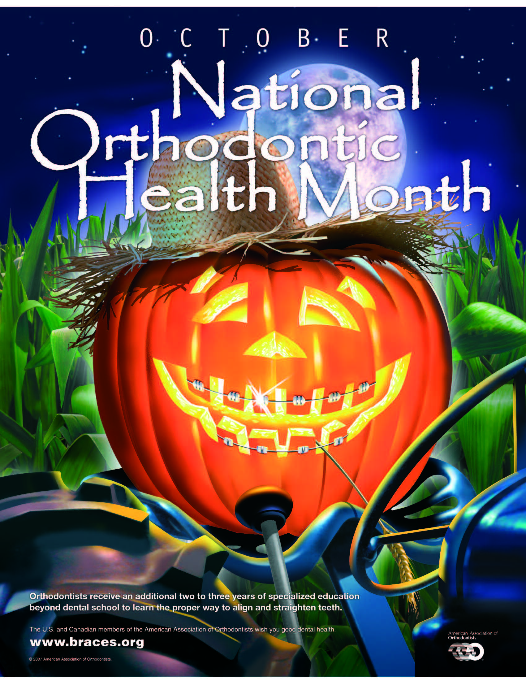 National Orthodontic Health Month Orthodontic Health Month