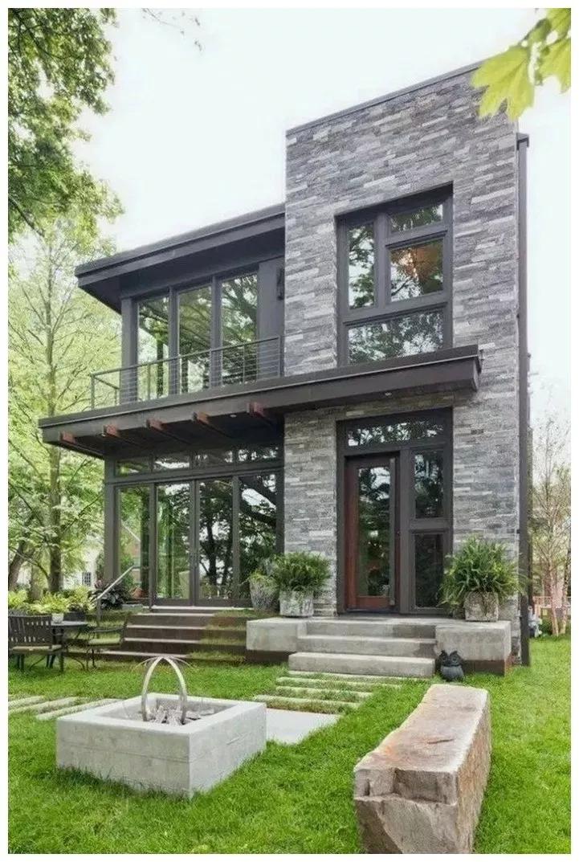 82 Stunning Modern House Design Interior Ideas Solnet Sy Com Modern Lake House House Exterior Facade House