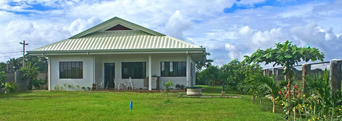 Final Cost Report For Building Our Home In The Philippines Cost For Materials Co Philippine Houses Best Exterior House Paint Exterior Paint Colors For House