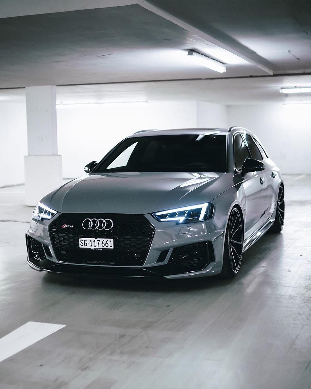 Vossen Wheels On Instagram B9 Audi Rs4 On Hf 3 By Rm Autopflege Oli Stancekult B9r Em 2020 Carros De Luxo Carros Auto