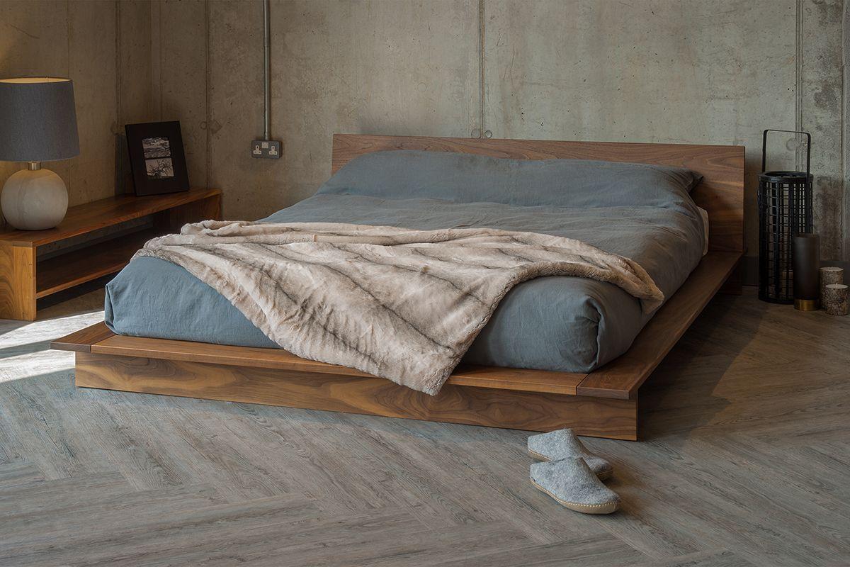 Tatami mat used as flooring Comfy futon, Futon bed