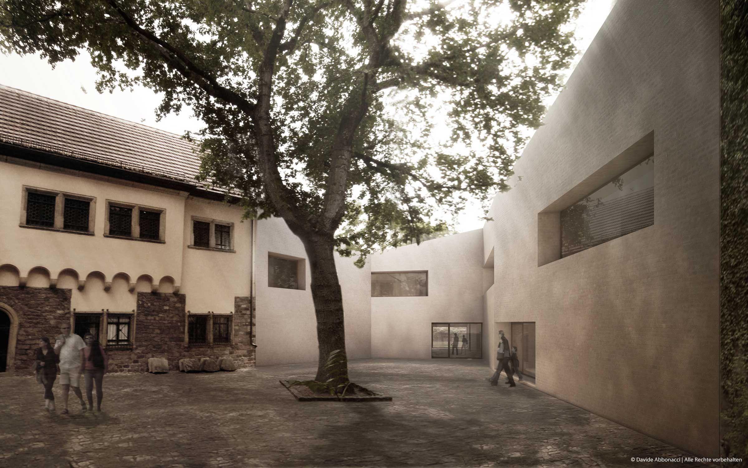 Was Machen Architekten martin luther sterbehaus eisleben bruno fioretti marquez