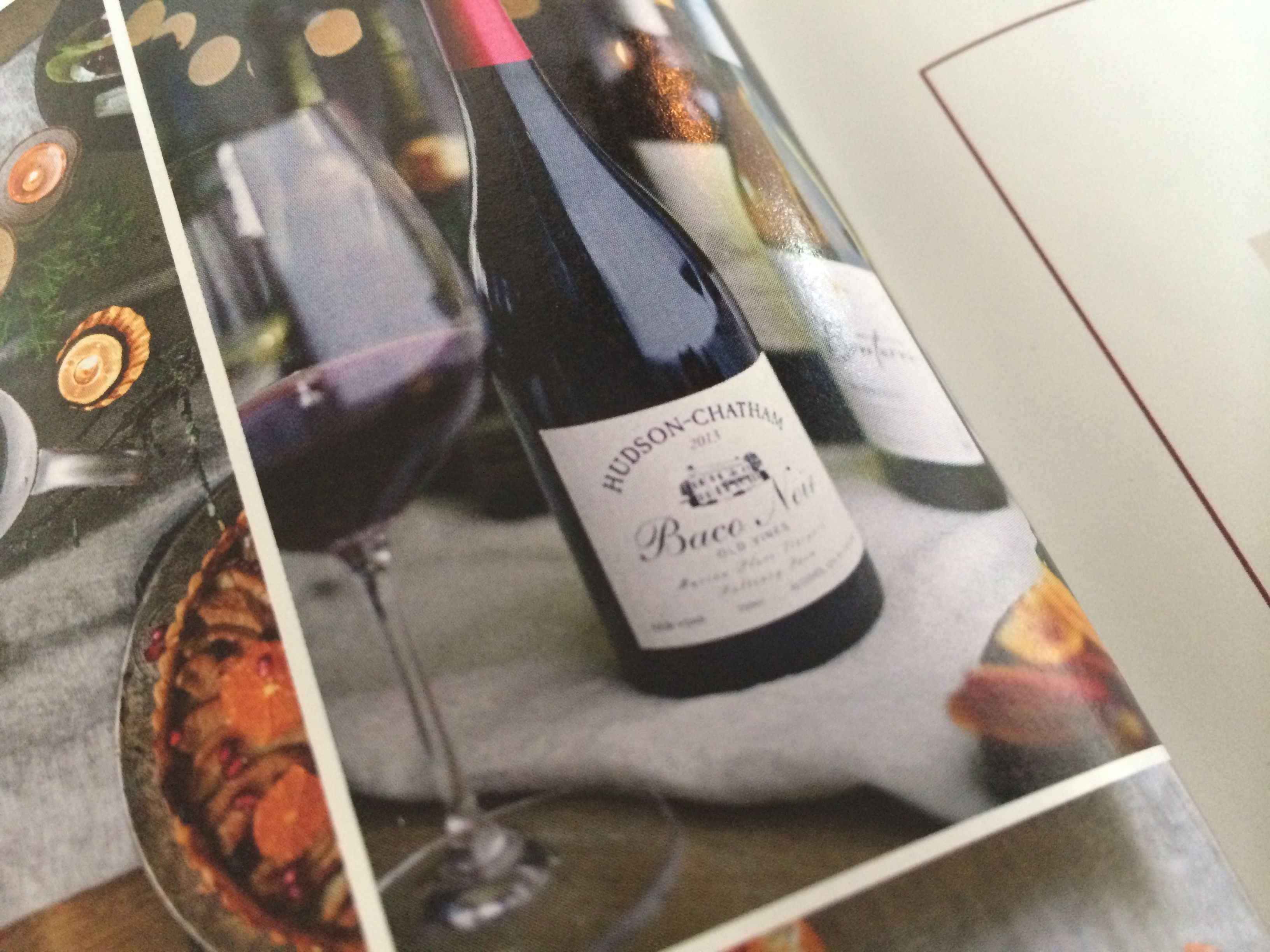 HudsonChatham Winery has received rave reviews from Wine