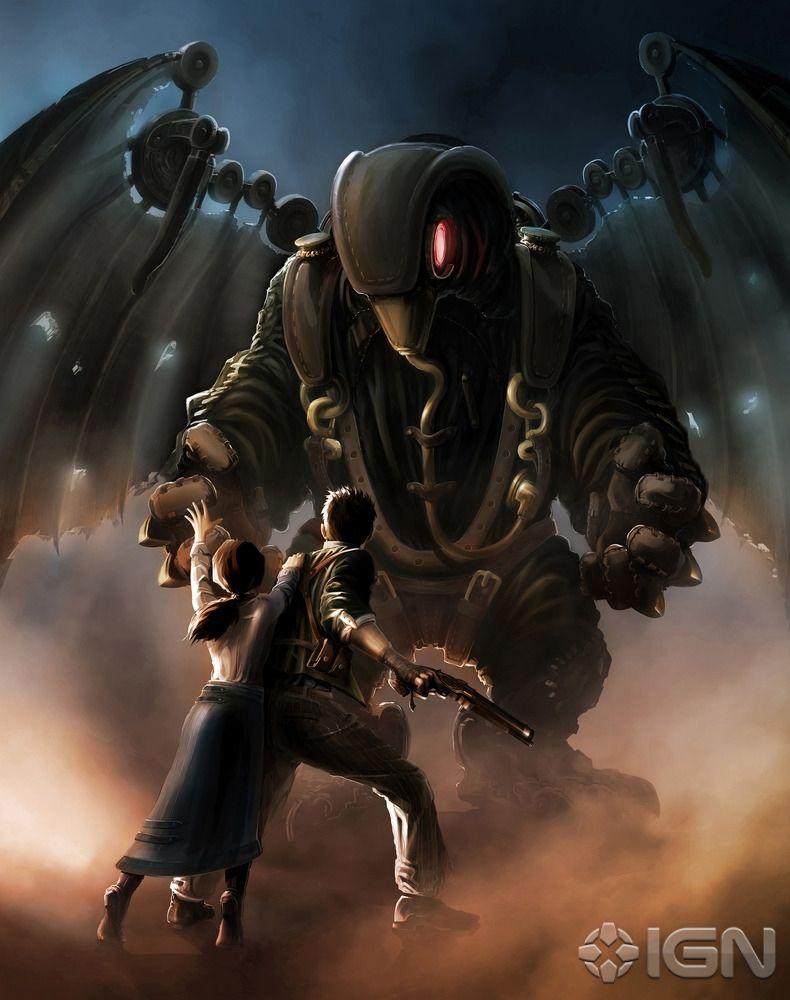 Bioshock Infinite Bioshock Infinite Bioshock Artwork