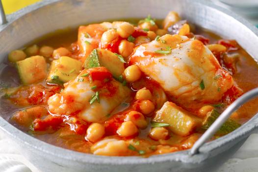 Schnell Einfach Portugiesischer Fischtopf Lidl Kochen Rezept Rezepte Fischtopf Kabeljau Rezept