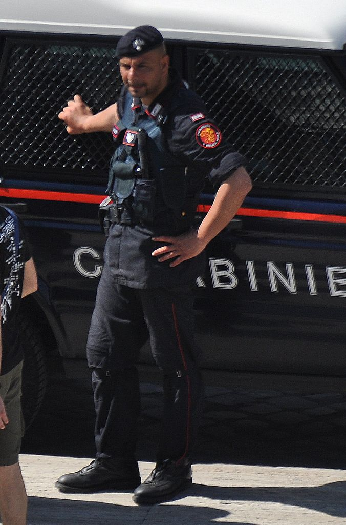 Italian Police Carabinieri Italian Police Photo Italian