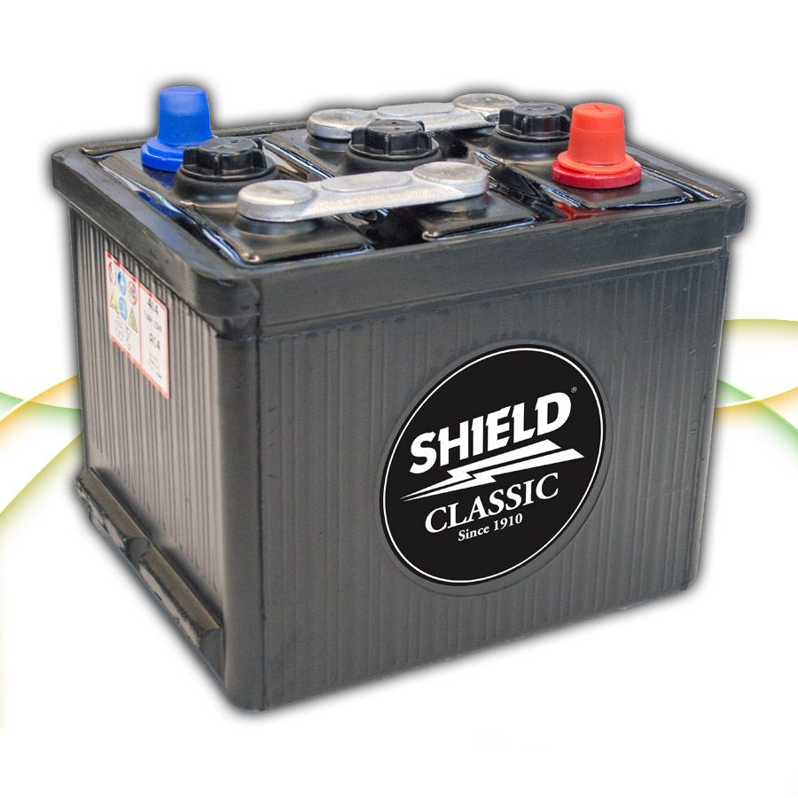 Type 404 6v Classic & Vintage Car Battery www