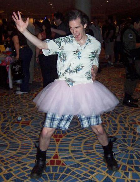 ace ventura in a tutu 101 halloween costume ideas for - Ace Ventura Halloween Costumes