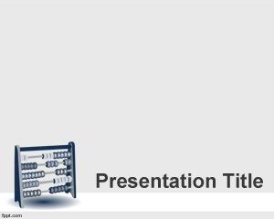 thesis presentation ppt template