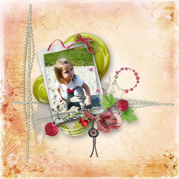 *Colorful summer* by Black Lady & Love Crea Design http://www.digiscrapbooking.ch/shop/index.php…