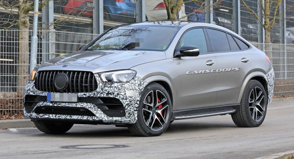 2021 Mercedes Amg Gle 63 Coupe New German Brute On Stilts Coming