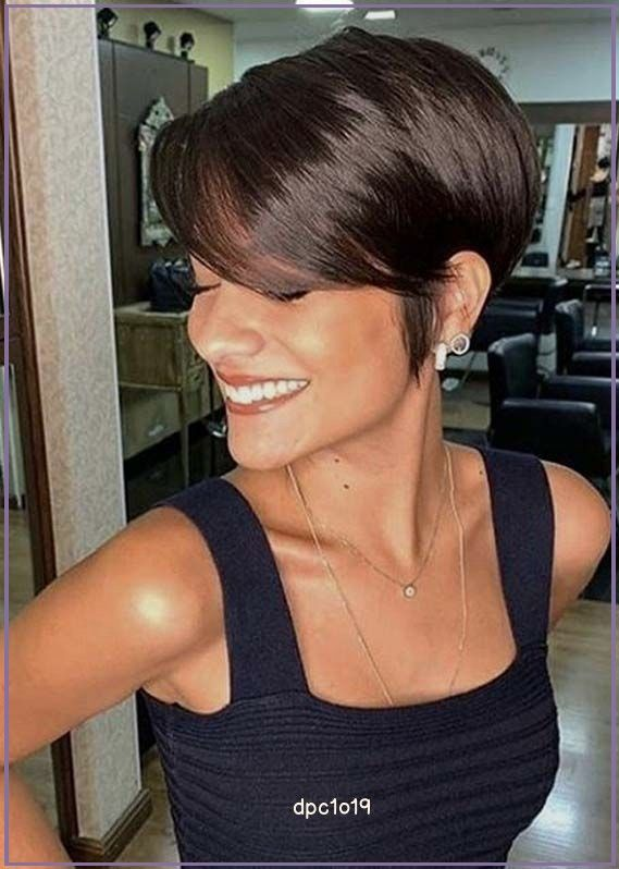 Amazing Pixie Haircuts and Hairstyles Trends for W