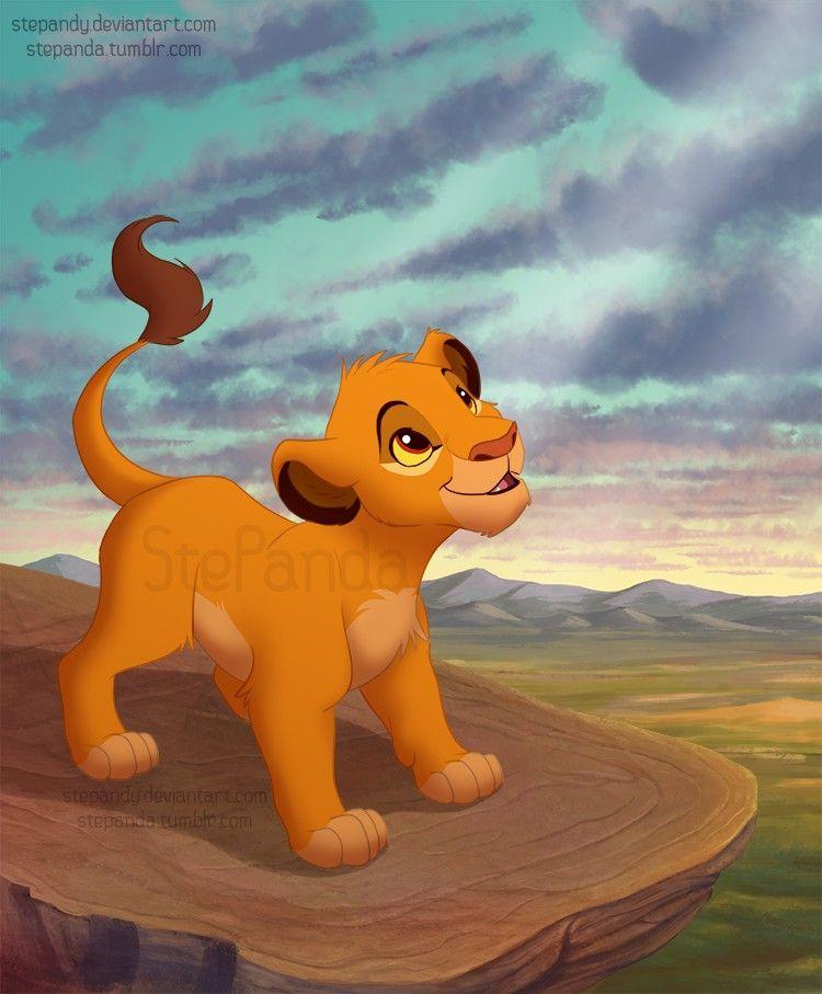 Картинки с мультфильмов дисней король лев