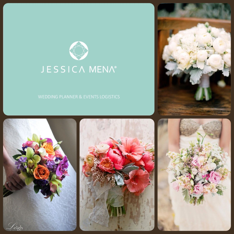 Un bouquet para cada tipo de novia
