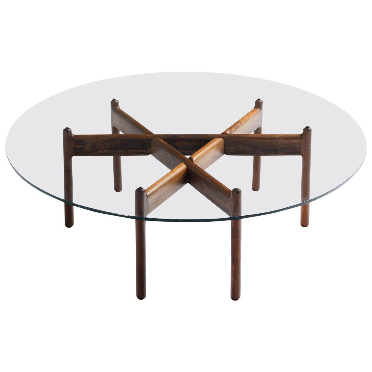 Niels Bach Rosewood Coffee Table Coffee Table Table Home Decor [ 1280 x 1280 Pixel ]
