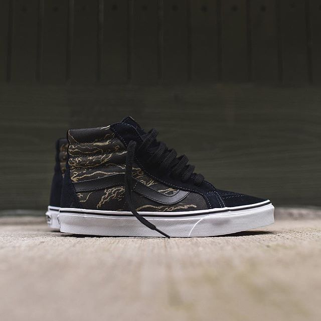 26fbd1f1c2 Vans Sk8-Hi Reissue. Available at Kith Manhattan