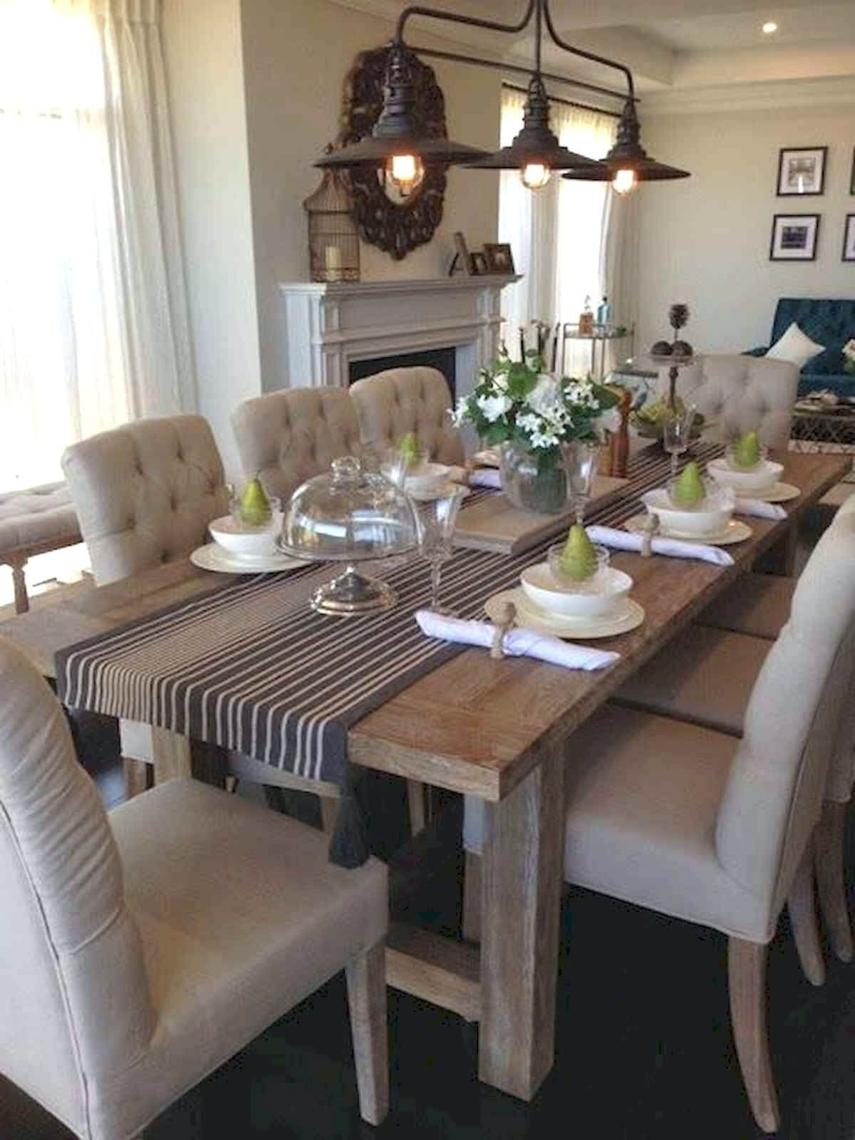 45+ Diy elegant dining table Trend
