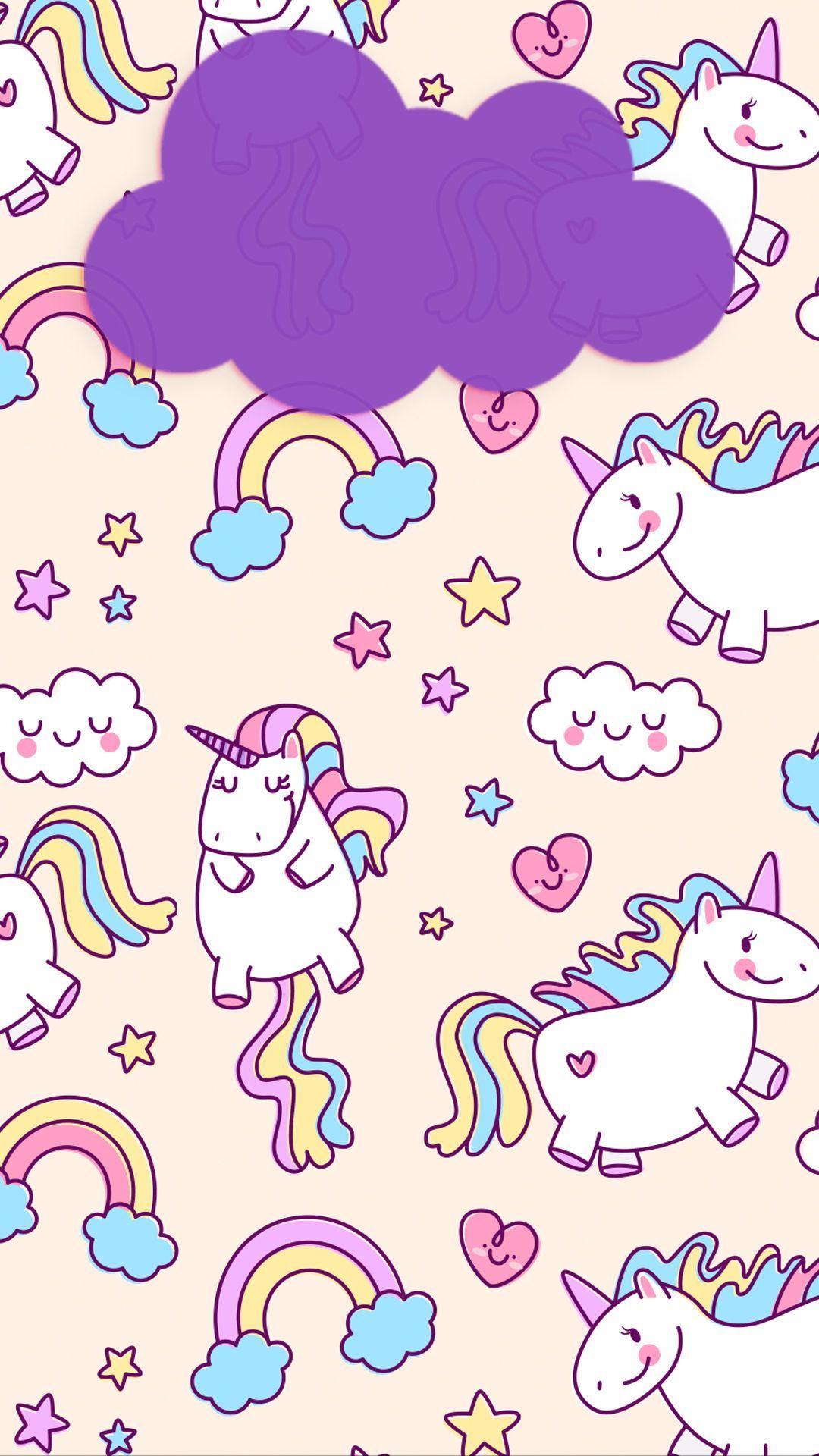 Unicorn Galaxy Background Unicorn Wallpaper Pink Unicorn Wallpaper Iphone Wallpaper