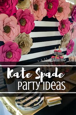 Kate Spade Bridal Shower Tips For Making Giant Paper Flowers