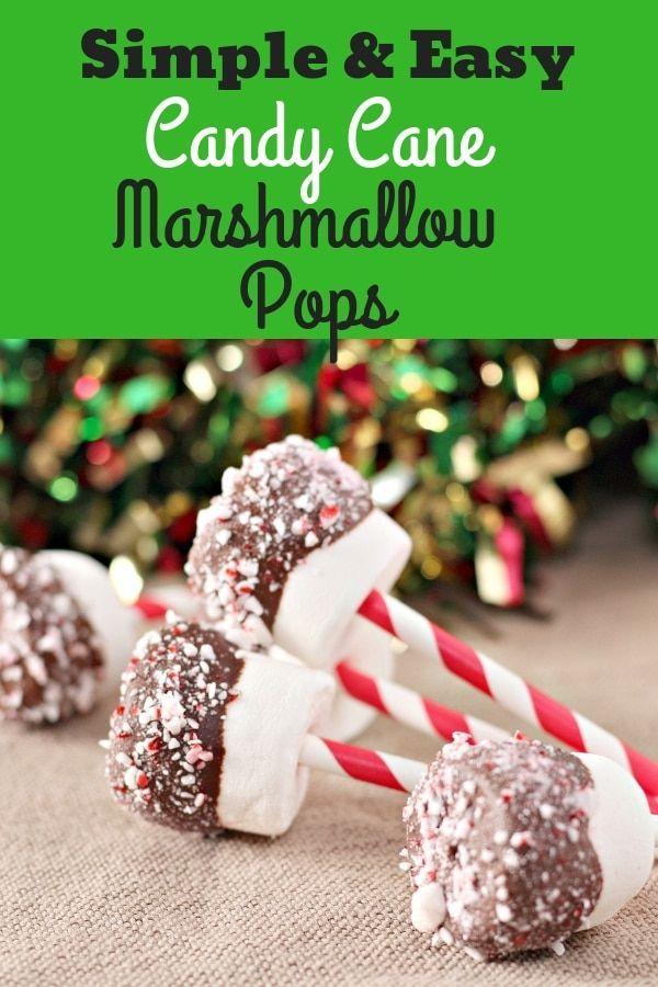 Candy Cane Marshmallow Pops - Gönnen Sie Ihrem Ofen in dieser Weihnachtszeit eine Pause! -  Diese Zuckerstangen-Marshmallow-Pops sind perfekt für die Ferienzeit! Einfache Feiertagsdessertide - #Candy #Cane #ChristmasFoods #Dieser #eine #Gönnen #HealthFoods #HolidayCookies #HolidayDesserts #Ihrem #ItalianCookieRecipes #Marshmallow #Ofen #Pause #Pops #Sie #Weihnachtszeit