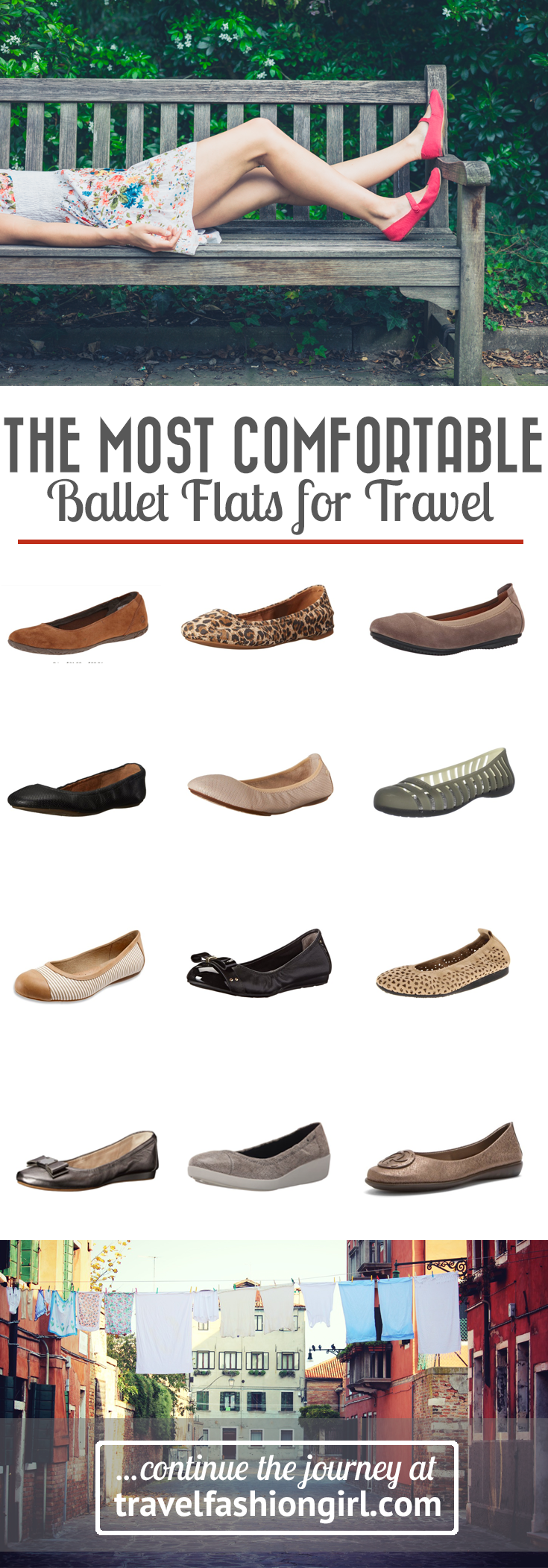 69fc812aa53b Looking for the most comfortable ballet flats for travel  These are our top  picks for the most comfortable styles to wear at home and while traveling.