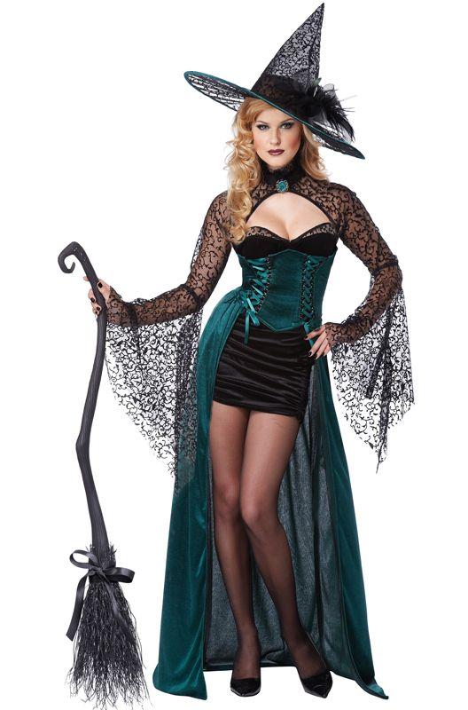 Enchantress Adult Costume #Halloween #costumes #witch
