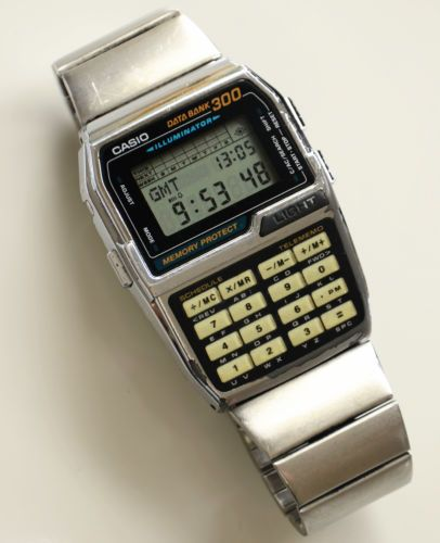 Details Retro Silver Dbc611 Casio Vintage About Bank Calculator Data eH2DY9IWE