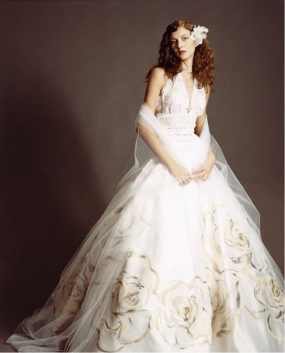 Perfect styles for a vintage wedding dress1 Perfect Styles For A Vintage Wedding Dress