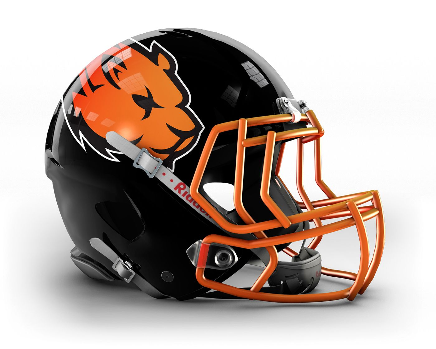 BC Lions Rebrand Concept on Behance  5756f46a7