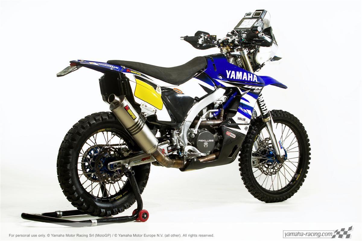 2015 Yamaha WR450F Rally Dakar, Yamaha Dakar 2015, 2015