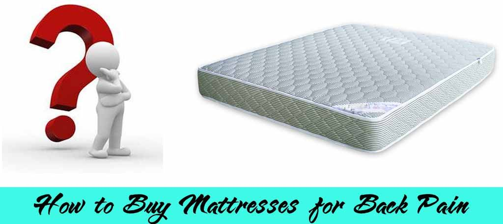 Mattress How To Mattresses For Pain