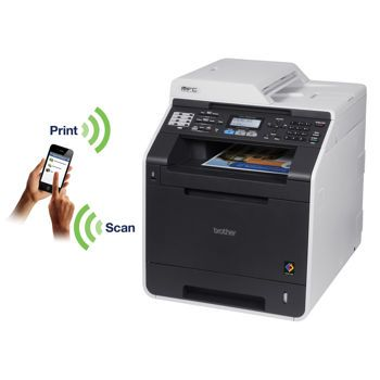 costco brother mfc 9560cdw color all in one laser printer