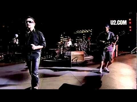 U2 Com All I Want Is You In Nashville Video Of Blind